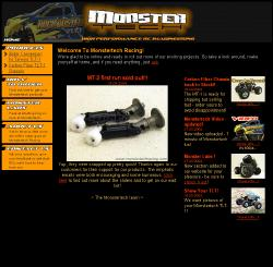 MonsterTech Racing